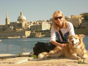 Deputy Dog on Assigment in Malta