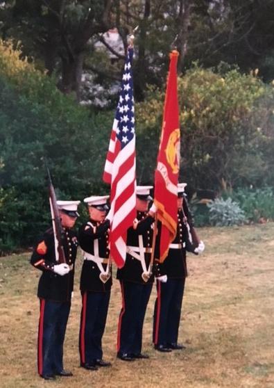 4th of july marine