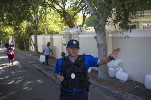 SA Police protecting water supply